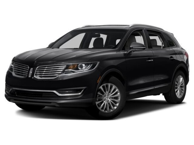 New 2018 Lincoln MKX Reserve SUV Near Detroit