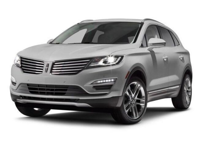 New 2018 Lincoln MKC Select SUV Oxnard