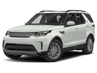 New 2018 Land Rover Discovery HSE V6 Supercharged SUV in Knoxville, TN