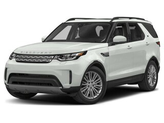 New 2018 Land Rover Discovery HSE Luxury Td6 Diesel SUV in Knoxville, TN