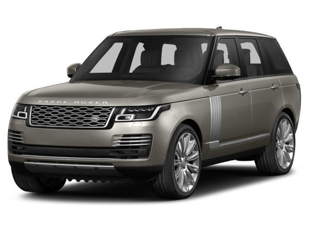 2018 Land Rover Range Rover 3.0L V6 Turbocharged Diesel HSE Td6 SUV