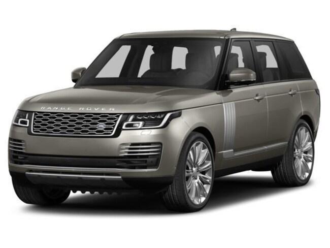 2018 Land Rover Range Rover V8 Supercharged SWB