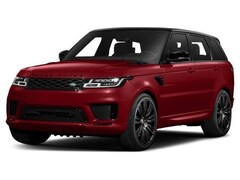 2018 Land Rover Range Rover Sport HSE Dynamic SUV
