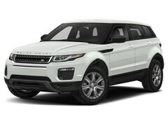 New 2018 Land Rover Range Rover Evoque SUV in Knoxville, TN