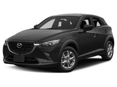 2018 Mazda Mazda CX-3 Sport SUV JM1DKFB77J1323952 for sale in Shrewsbury, MA at Sentry Mazda