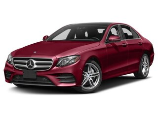 2018 Mercedes-Benz E-Class E 400 4MATIC Sedan