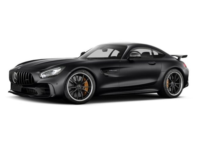 New 2018 Mercedes-Benz AMG GT R Coupe In San Francisco Bay Area
