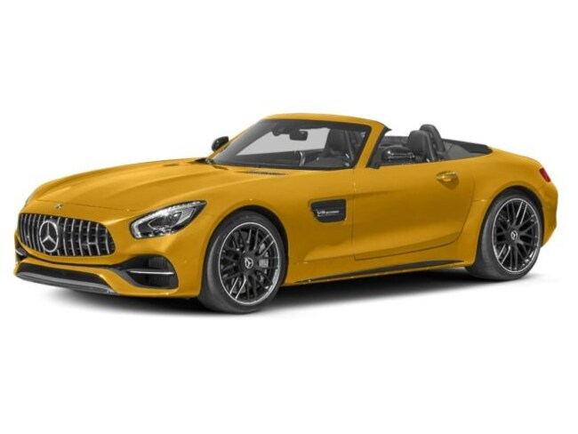 2018 Mercedes-Benz AMG GT C Convertible