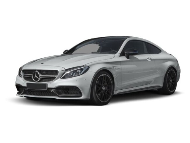 2018 Mercedes-Benz AMG C 63 S Coupe