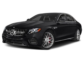 2018 Mercedes-Benz E-Class E 63 S AMG 4MATIC Sedan