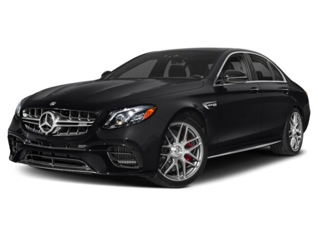 Used 2018 Mercedes-Benz AMG E 63 S 4MATIC Sedan for sale in Fairfield CA