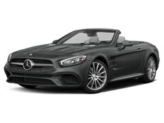 New 2018 Mercedes-Benz SL 550 Convertible Boston