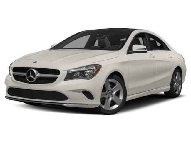 New 2018 Mercedes-Benz CLA 250 4MATIC Coupe for sale in Arlington VA
