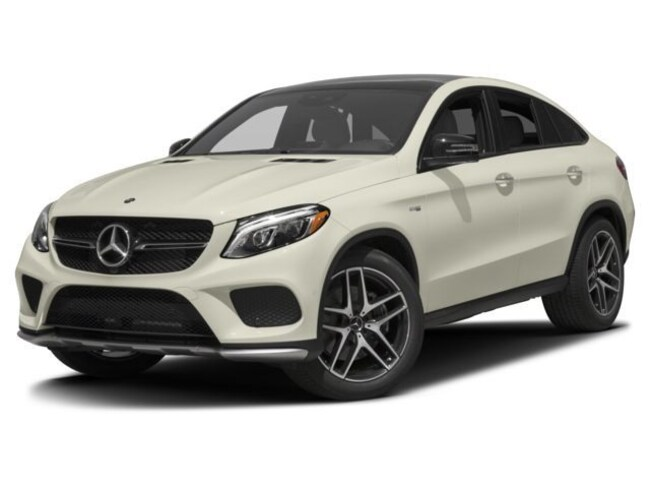 New 2018 Mercedes-Benz AMG GLE 43 4MATIC SUV In San Francisco Bay Area