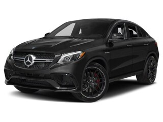2018 Mercedes-Benz AMG GLE 63 4MATIC SUV