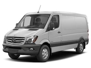 2018 Mercedes Benz Sprinter Cargo Van Boston