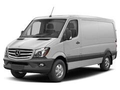 2018 Mercedes-Benz Sprinter Cargo Van