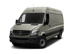 2018 Mercedes-Benz Sprinter 2500 High Roof V6 Van