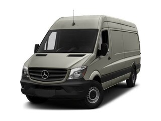 2018 Mercedes-Benz Sprinter 2500 High Roof V6 Van New Mercedes-Benz Car For Sale