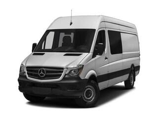 2018 Mercedes-Benz Sprinter 2500 Crew 144 WB Cargo Van