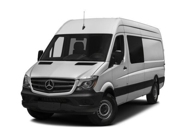 New 2018 Mercedes-Benz Sprinter 2500 Standard Roof V6 Van Boston Area