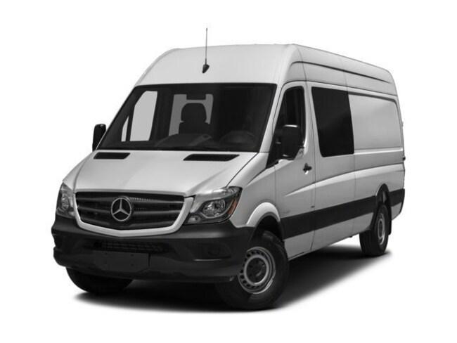 2018 Mercedes-Benz Sprinter 2500 Crew 170 WB Cargo Van