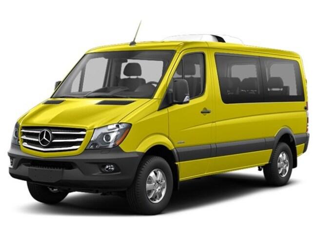 2018 Mercedes-Benz Sprinter High Roof 4x4 Passenger Van