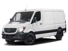 2018 Mercedes-Benz Sprinter Cargo Van Worker