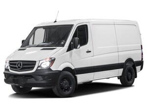 2018 Mercedes-Benz Sprinter 2500 Van