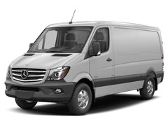 2018 Mercedes-Benz Sprinter 3500 Standard Roof V6 Van