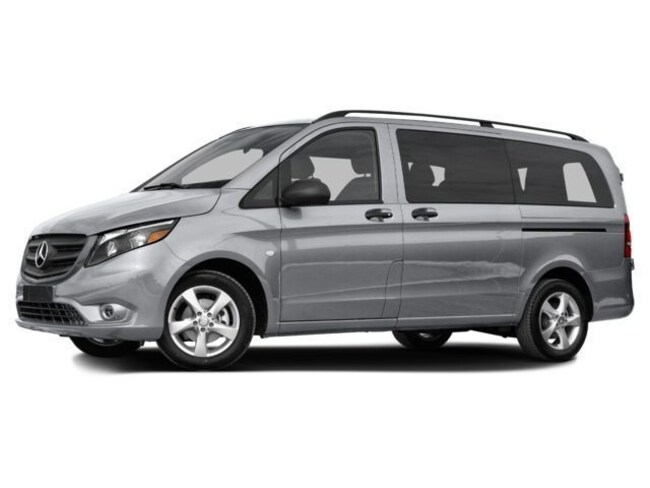 New 2018 Mercedes-Benz Metris Van Boston Area