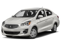 New Mitsubishi vehicles 2018 Mitsubishi Mirage G4 SE Sedan for sale near you in Canton, OH