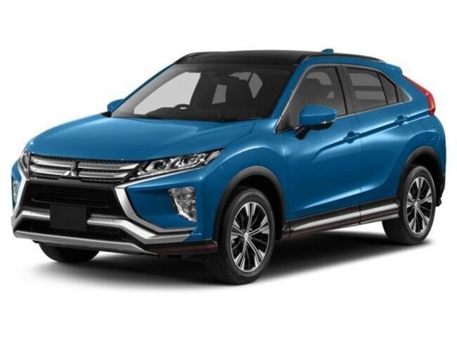 2018 Mitsubishi Eclipse Cross Sport Utility Vehicle
