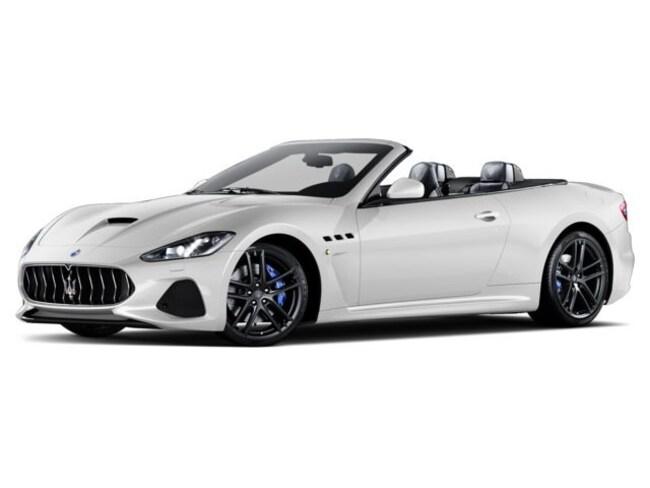New 2018 Maserati GranTurismo Convertible For Sale in Oakhurst, NJ