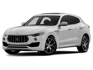 New Maserati luxury vehicles 2018 Maserati Levante GranLusso SUV for sale near you in Millbury, MA