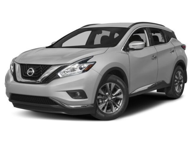 New 2018 Nissan Murano SV SUV in College Park, MD