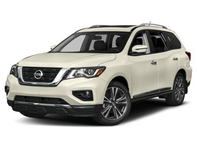 New 2018 Nissan Pathfinder Platinum SUV For Sale Near Pensacola