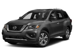 2018 Nissan Pathfinder Midnight Edition SUV