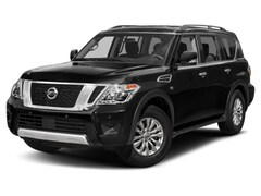 New 2018 Nissan Armada SUV JN8AY2NCXJ9555082 in Valley Stream, NY