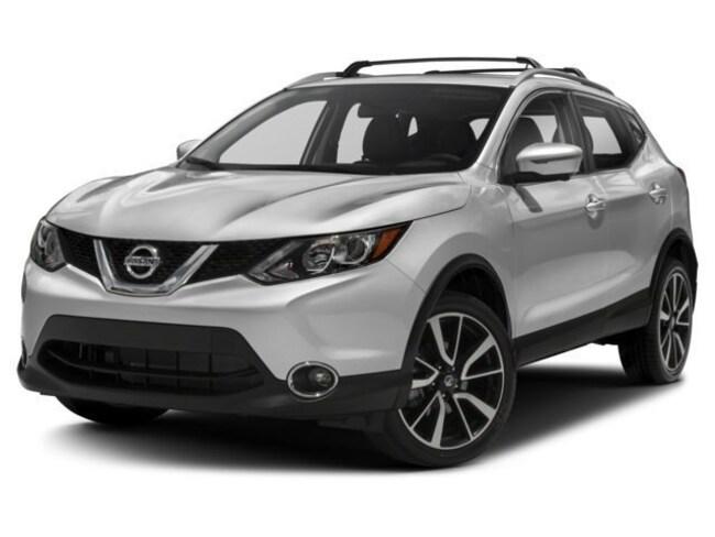 2018 Nissan Rogue Sport SL SUV