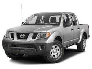 2018 Nissan Frontier Midnight Edition Truck