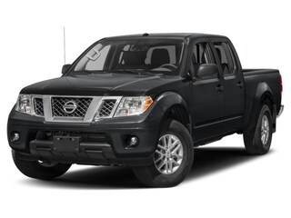 New 2018 Nissan Frontier SV Truck Crew Cab for sale in Manhattan, KS at Briggs Manhattan