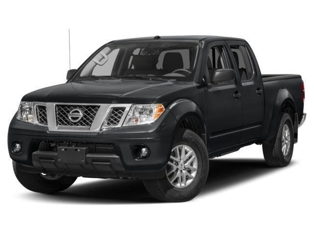 2018 Nissan Frontier Midnight Edition Crew Cab Pickup