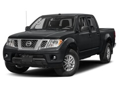 2018 Nissan Frontier Midnight Edition Truck Crew Cab
