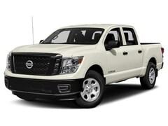 Used 2018 Nissan Titan 4X4 Crewcab Platinum Truck Crew Cab 1N6AA1E57JN541785 9591UT for sale in Philadelphia