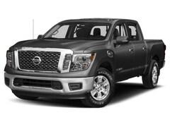 New 2018 Nissan Titan SV Crew Cab Pickup for Sale in Brainerd, MN