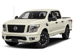New 2018 Nissan Titan PRO-4X Truck Crew Cab Lake Norman, North Carolina