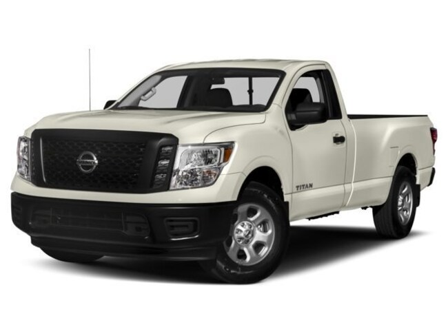 2018 Nissan Titan SV Truck Single Cab