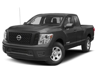 New 2018 Nissan Titan S Truck King Cab for sale in Modesto, CA at Central Valley Nissan