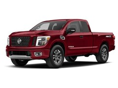 New 2018 Nissan Titan PRO-4X Truck King Cab in South Burlington